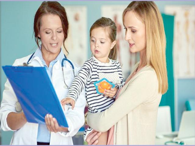 صحت کے بارے میں والدین کے رویے