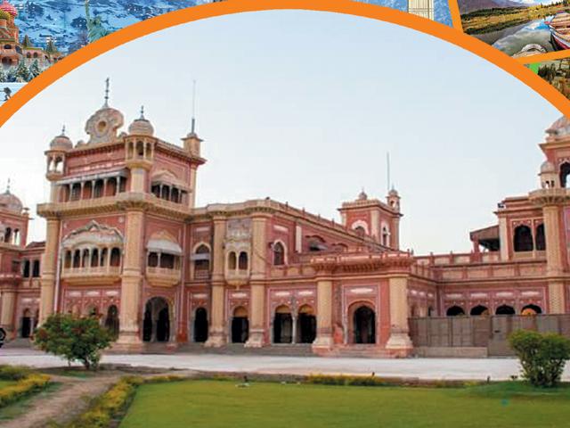 خیرپور سندھ کا اہم تاریخی شہر