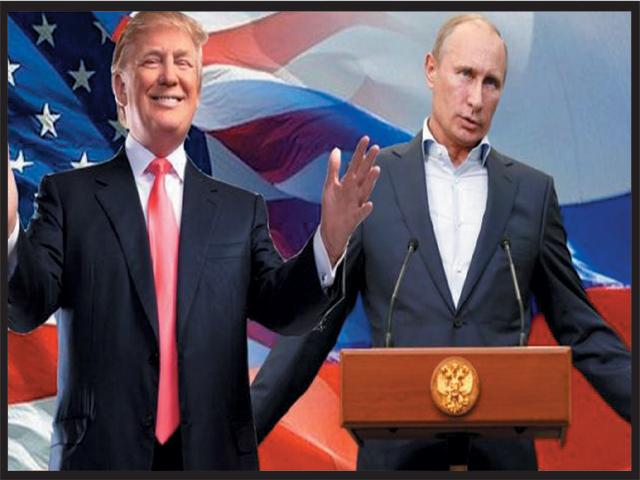 روس امریکا تنازع، بالادستی کی جنگ