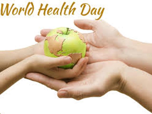 صحت کا عالمی دن