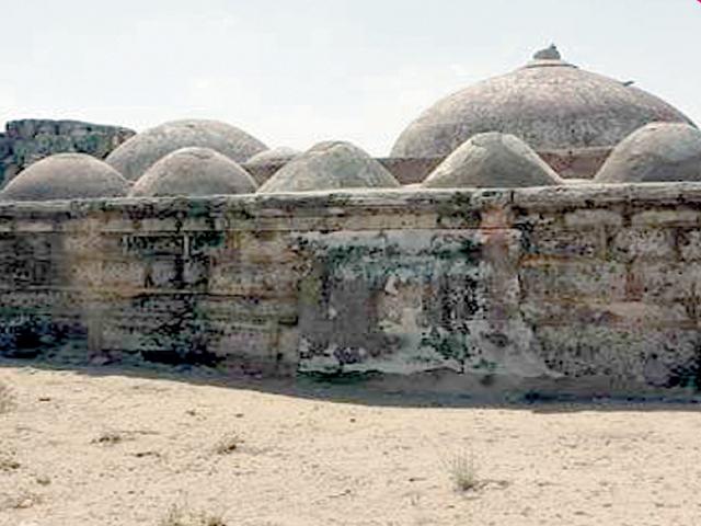 تھر کے آثار قدیمہ میں چھپے خزانے