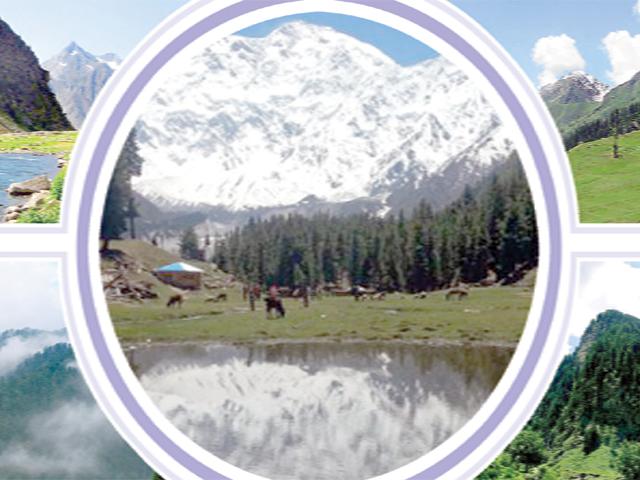 پاکستان کے شمالی علاقوں کی سیر