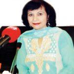 نئی نسل کی د لنشیں لہجے والی معرو ف نما ئندہ شاعرہ شگفتہ شفیق سے ملیے