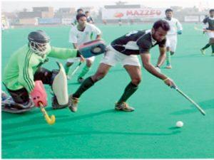 ہاکی: چیمپئینزٹرافی کیلئے پاکستان ٹیم کی تیاریاں