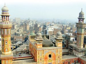 لاہور کا تاریخی پس منظر