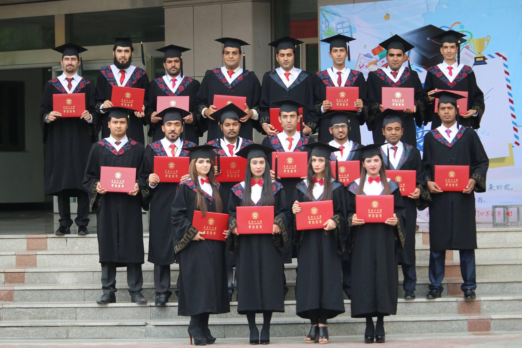 چین میں پاکستانی طالب علموں کی تعداد22 ہزارسے تجاوز کرگئی