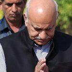 جنسی ہراسانی کے الزامات پر بھارتی وزیر ایم جے اکبر مستعفی