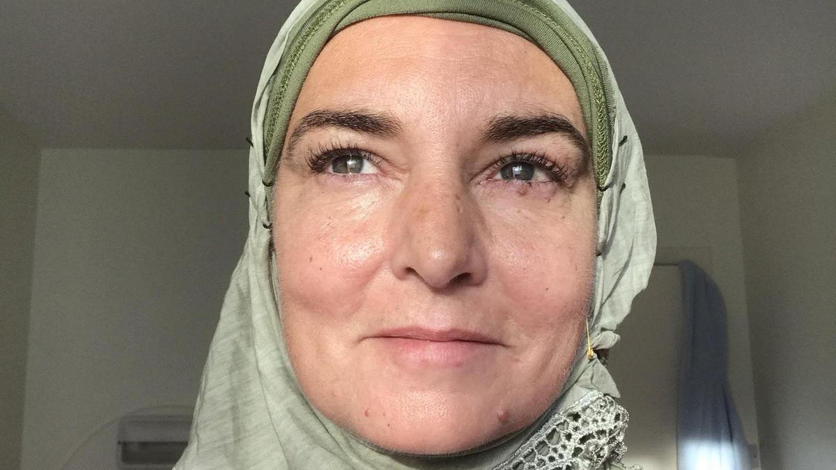 آئرش گلوکارہ سائینڈ اوکونور دائرہ اسلام میں داخل ٗ اطلاع ٹوئٹر پر دی