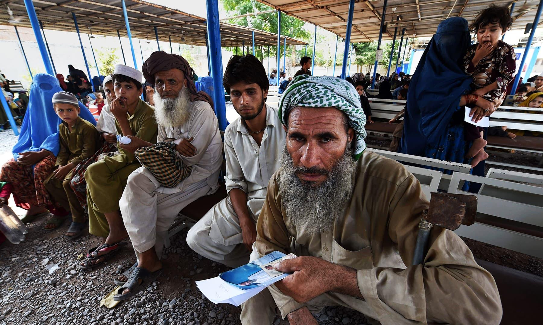 سندھ نے افغانیوں ،غیرملکیوں کو شہریت دینے کی تجویز مسترد کردی