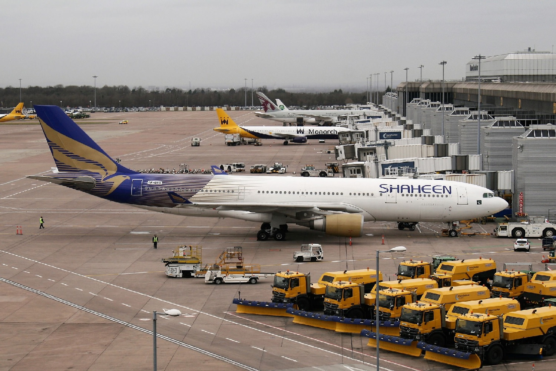 واجبات کی عدم ادائیگی ، شاہین ایئرلائن کے آپریشن مکمل طور پر بند