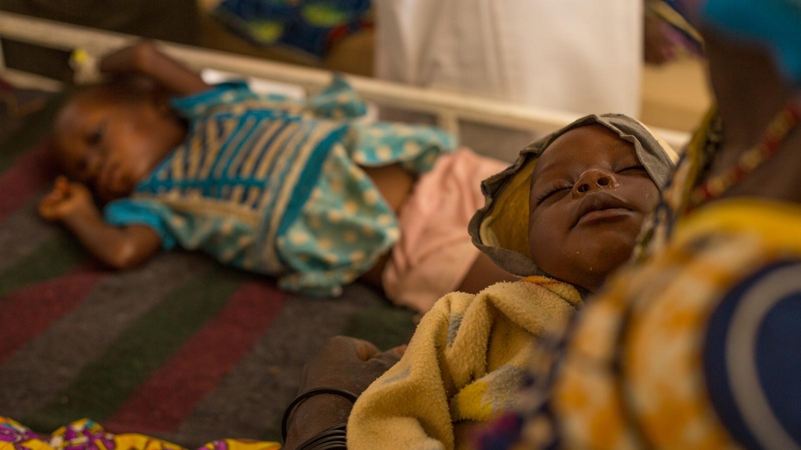 سندھ بھر میں 122 بچے خسرے کے باعث موت کا شکار