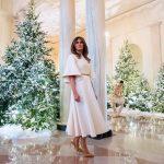 میلانیا ٹرمپ کی کرسمس کی خوفناک تیاریاں،شہریوں کی شدید تنقید