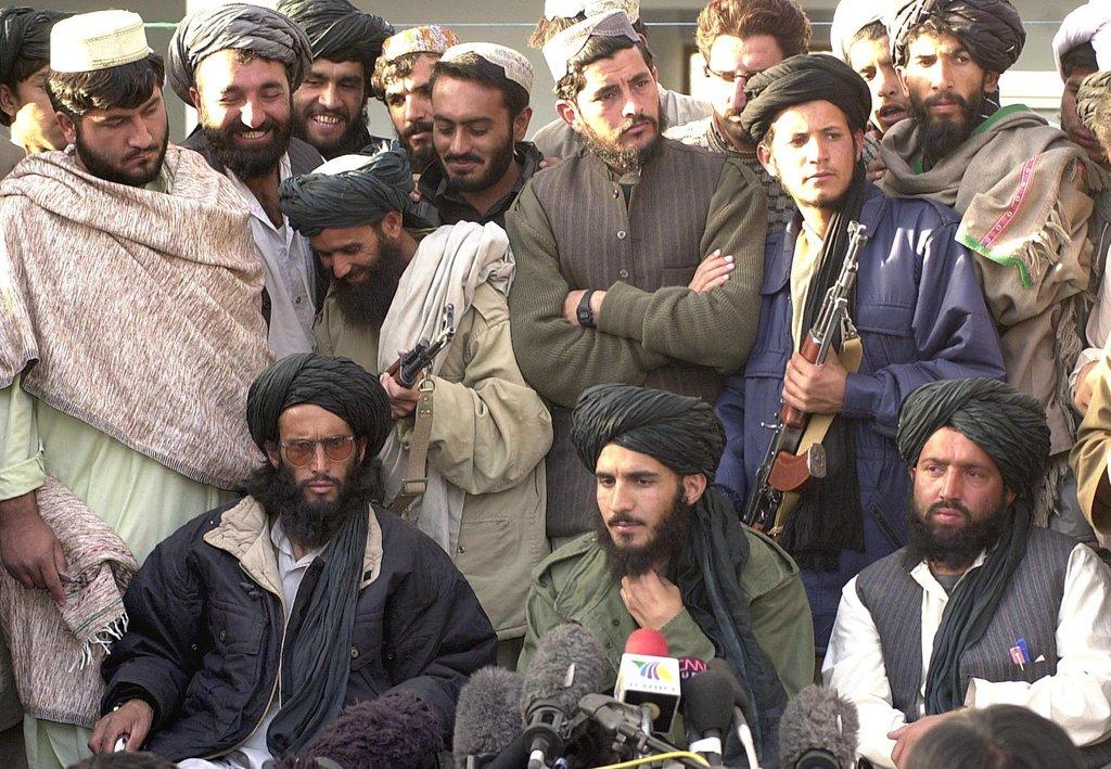 طالبان نے امن مذاکرات کا مقام تبدیل کرنے کا مطالبہ کردیا