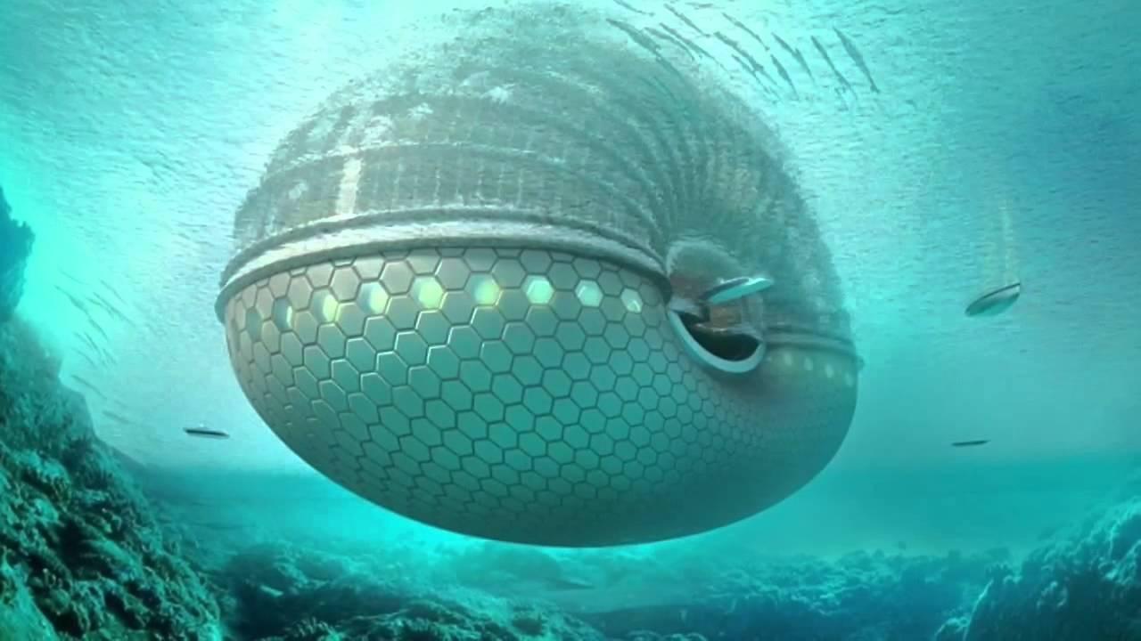 چین کا دنیا کو حیران کرنے والے زیر سمندرہوٹل کا افتتاح