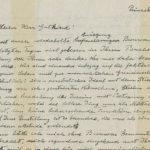 خداکے وجودبارے بات کرنیوالے آئن سٹائن کا اپنے ہاتھ سے لکھا خط 29لاکھ ڈالر میں نیلام
