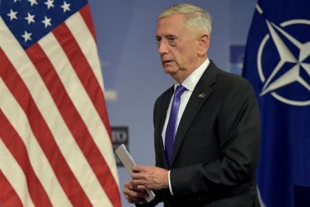ٹرمپ سے اختلاف، امریکی سیکریٹری دفاع جم میٹس عہدے سے مستعفی