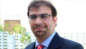 پاکستانی استاد احمد سایا کیمبرج یونیورسٹی کے ایوارڈ کیلئے نامزد