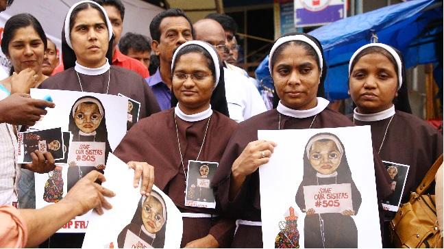 بھارت میں کیتھولک پادریوں کے ہاتھوں راہباؤں کے جنسی استحصال کا انکشاف