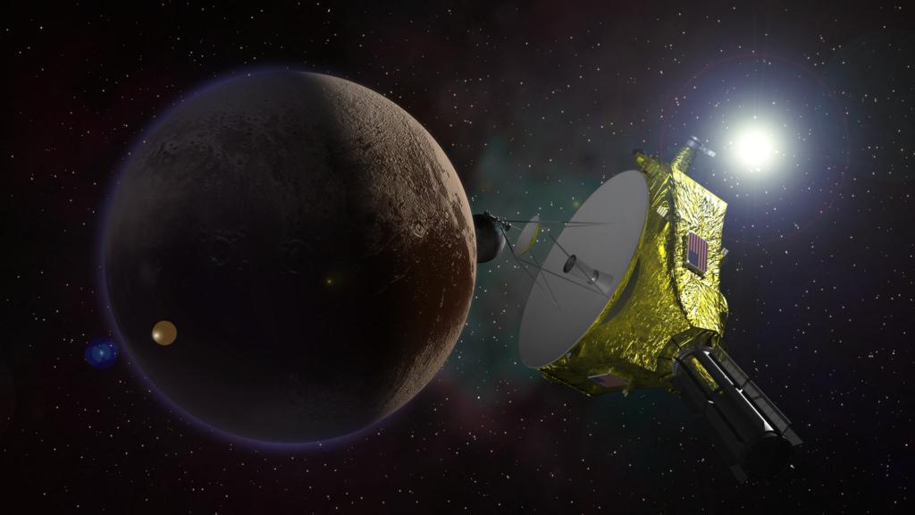 ناسا کے خلائی جہاز کا زمین سے رابطہ، کامیاب سفرکی تصدیق کردی