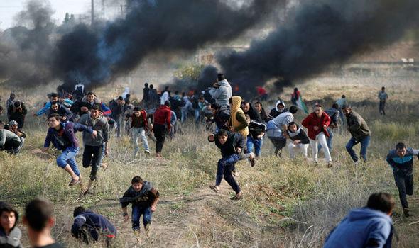 اسرائیل فلسطینیوں کے قتل عام پر ڈھٹائی کے ساتھ جھوٹ بول رہا ہے،برطانوی اخبار