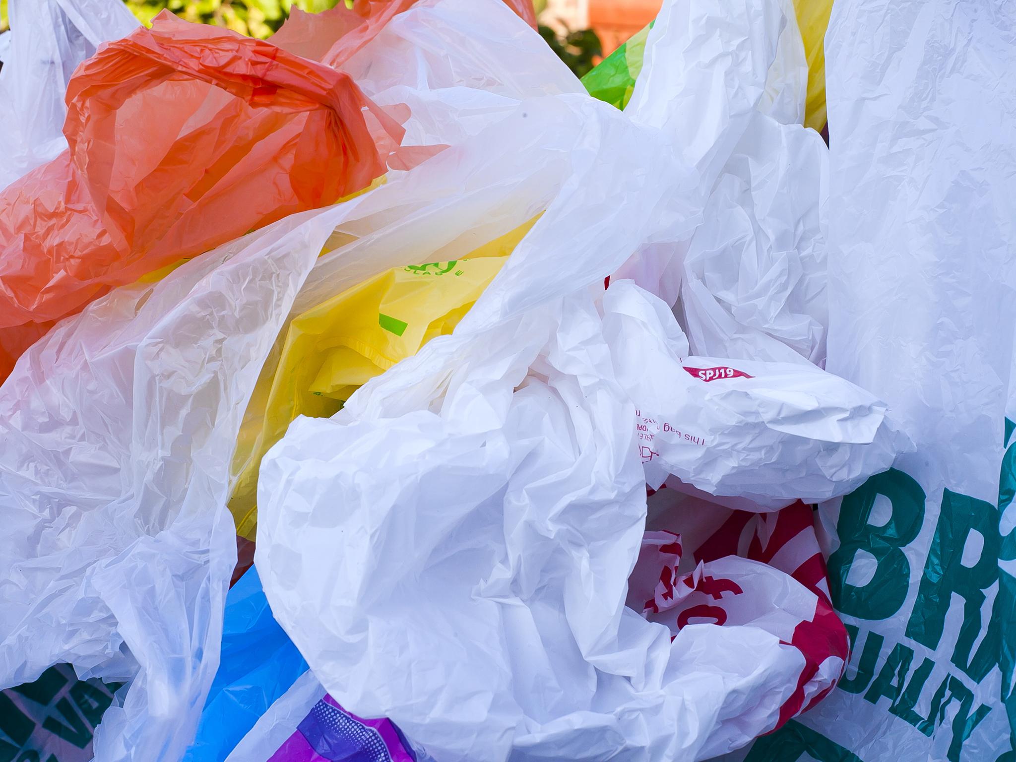 ملک میں سالانہ 55 ارب پلاسٹک شاپنگ بیگز کا استعمال
