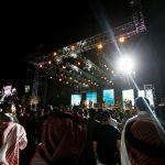 سعودی عرب میں پہلی بار 5 ہزار سال قدیم کھنڈرات میں کنسرٹ