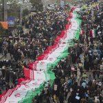 ایران میں اسلامی انقلاب کی تقریبات شروع،امریکی پابندیوں کے چرچے
