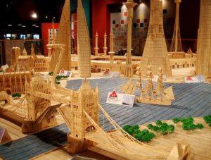 گوگل نے لکڑی سے تیار کردہ عمارتوں والے شہر کا آئیڈیا پیش کردیا