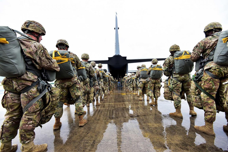 ہم ابھی افغانستان سے نہیں جا رہے،ترجمان امریکی فوج