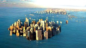 سمندروں کی سطح بلند ہونے سے 18 کروڑافراد بے گھرہوجائیں گے، رپورٹ