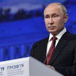 پوتن کا ایرانی بوشہر پلانٹ میں روسی ماہرین کی سیکورٹی بڑھانے پر غور