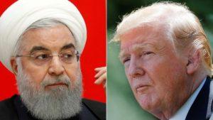 ایران سے تصادم ہوا تو اسے نیست و نابود کردیں گے، امریکی صدر کی دھمکی