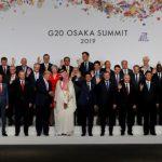 جاپان میں جی 20 سربراہ اجلاس شروع ہو گیا