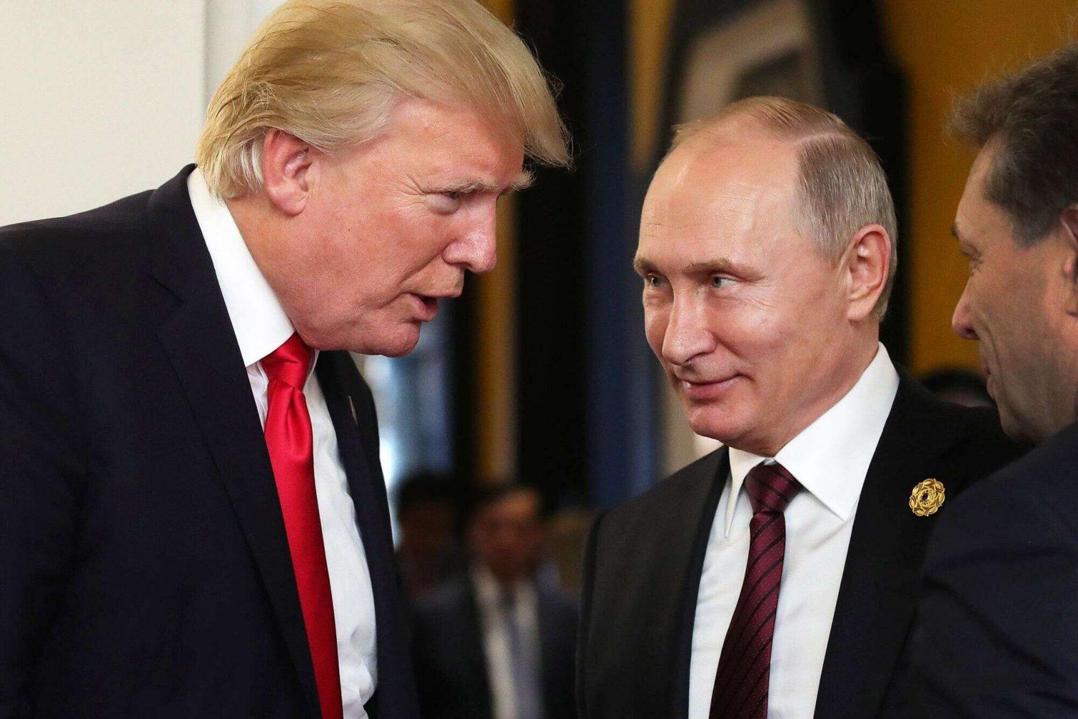 ہمارے انتخابات میں دخل نہ دیجیے گا،ٹرمپ کا پوٹن کے ساتھ مذاق