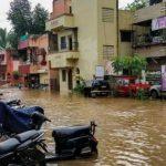 بھارت،پونے میں بارشوں اور سیلاب سے 17 افراد ہلاک