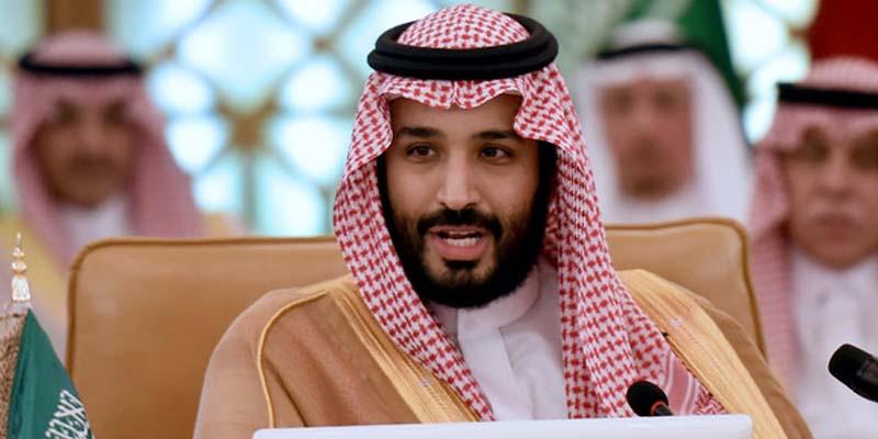 ایران قضیہ ،فوجی حل کے بجائے سیاسی حل کو ترجیح دیں گے ،شہزادہ محمد بن سلمان