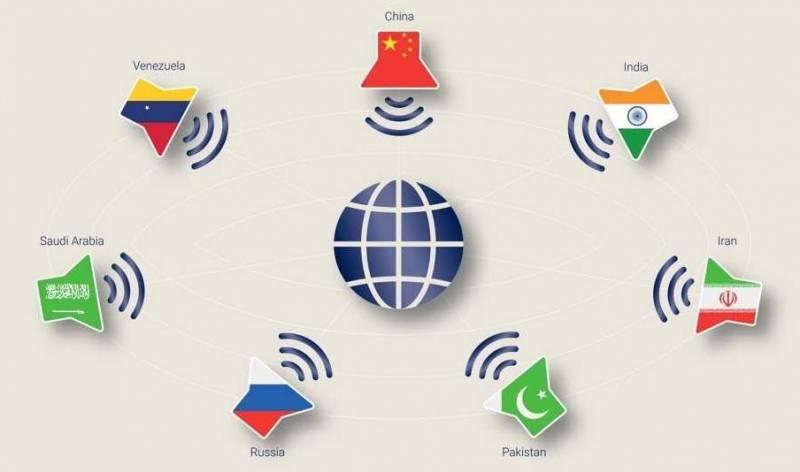 سوشل میڈیا کا بطور پروپیگنڈا استعمال کرنے والے ممالک، پاکستان ، بھارت شامل