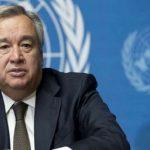 اقوام متحدہ کو شدید مالی بحران کا سامنا ہے ، سیکریٹری جنرل یو این