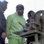 ایران میں چور کے ہاتھ کی انگلیاں کاٹ دی گئیں