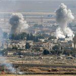 شام پر حملہ ،امریکا کی ترکی پر پابندیاں