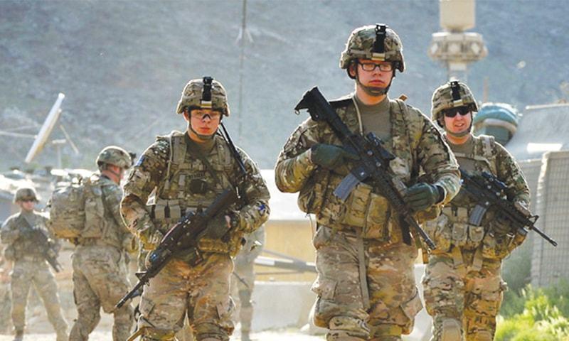 امریکا کامزید 3 ہزار فوجی سعودی عرب بھیجنے کا اعلان