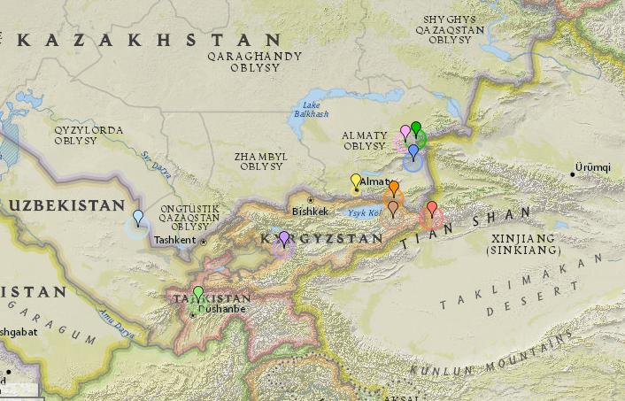 قاز قستان میں5.5 شدت زلزلے کے جھٹکے