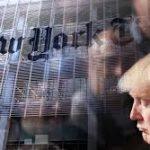 صدر ٹرمپ کا مسئلہ کشمیر پر ثالثی بیان قابل اعتبار نہیں، نیویارک ٹائمز