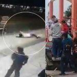 میکسیکو میں شہریوں نے میئر کو تشدد کا نشانہ بنا دیا