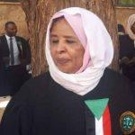 سوڈان کی تاریخ کی پہلی خاتون چیف جسٹس مقرر