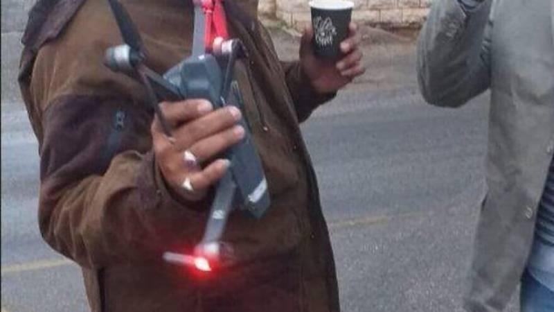 لبنان ، شہری نے شکار کی بندوق سے اسرائیلی ڈرون مار گرایا