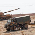 تْرکی کا شام میں اہم تزویراتی شاہراہ پر کنٹرول کا دعویٰ