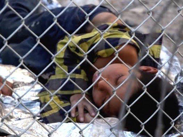 سب سے زیادہ تارکین وطن بچے امریکا میں قید ہیں، اقوام متحدہ