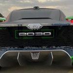 سعودی عرب کی فیوچر کار2030ریکارڈ32لاکھ ریال میں فروخت