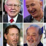 دنیا کے امیر ترین افراد کی مجموعی دولت میں معمولی کمی کا انکشاف